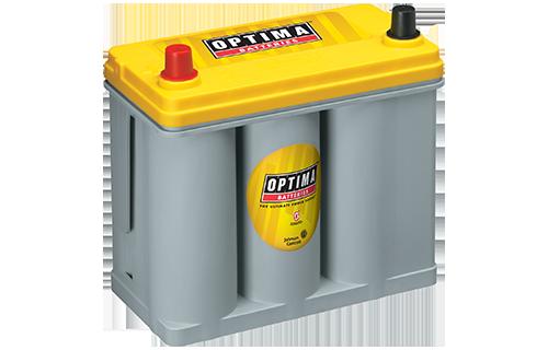 YELLOWTOP D51-420  - Baterías óptima amarilla - baterías de alto rendimiento AGM acumulador