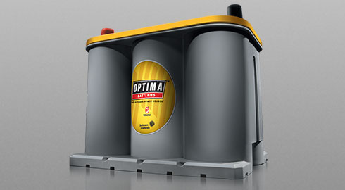 OPTIMA YELLOWTOP Deep-Cycle Battery for Cars