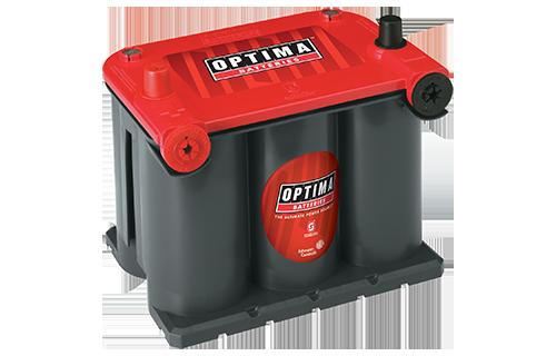 REDTOP 75/25-720 - Baterías óptima roja - baterías de alto rendimiento AGM starting battery