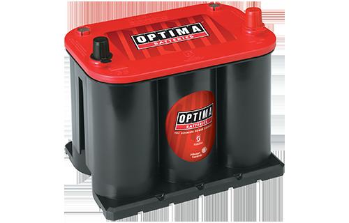 REDTOP 35-720 - Baterías óptima roja - baterías de alto rendimiento AGM starting battery