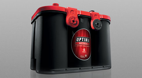 OPTIMA REDTOP starting battery -  - batería óptima roja para autos