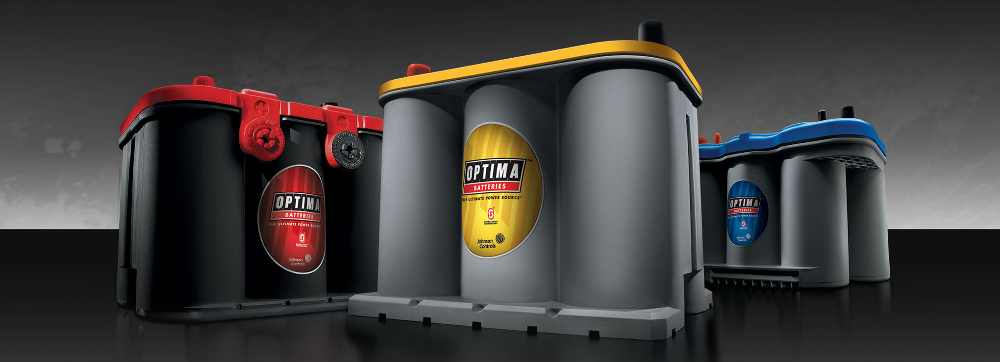 REDTOP, YELLOWTOP, AND BLUETOP CAR AND BOAT BATTERIES - Baterías para autos rojas, amarillas, azules y baterías para barco