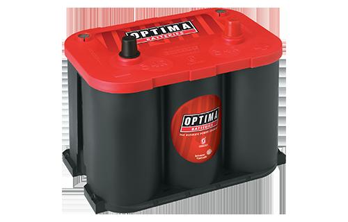REDTOP 34R-800 - Baterías óptima roja - baterías de alto rendimiento AGM starting battery