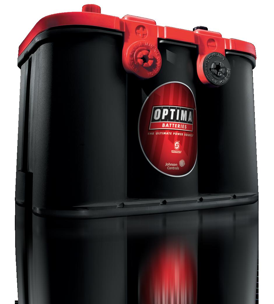 REDTOP - Baterías óptima roja - baterías de alto rendimiento AGM las mejores starting batteries