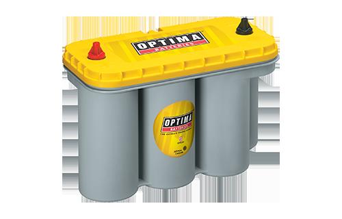 YELLOWTOP D31T-900 - Baterías óptima amarilla - baterías de alto rendimiento AGM acumulador