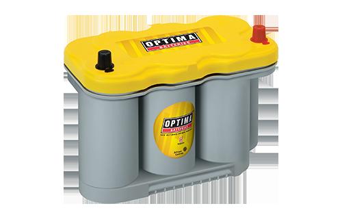 YELLOWTOP D27F-800 - Baterías óptima amarilla - baterías de alto rendimiento AGM acumulador