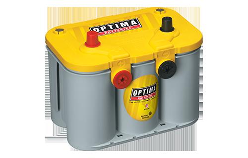 YELLOWTOP D34/78-750 - Baterías óptima amarilla - baterías de alto rendimiento AGM acumulador