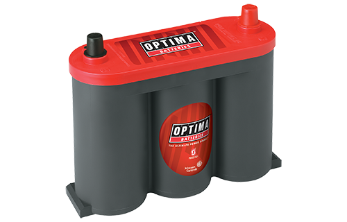REDTOP 6V-800 - Baterías óptima roja - baterías de alto rendimiento AGM starting battery