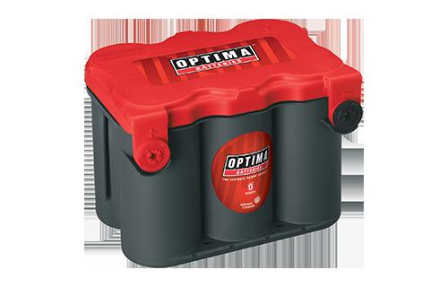REDTOP 78-800 - Baterías óptima roja - baterías de alto rendimiento AGM starting battery