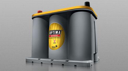 OPTIMA YELLOWTOP - Baterías óptima amarilla - baterías de ciclo profundo para autos
