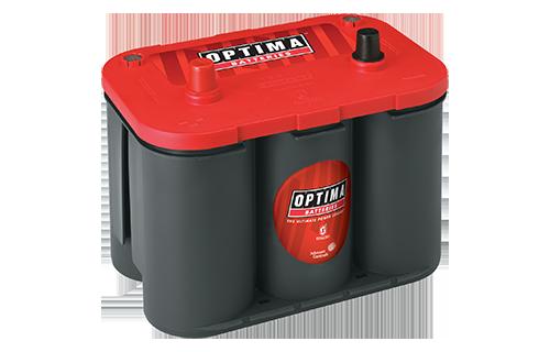 REDTOP 34-800 - Baterías óptima roja - baterías de alto rendimiento AGM starting battery